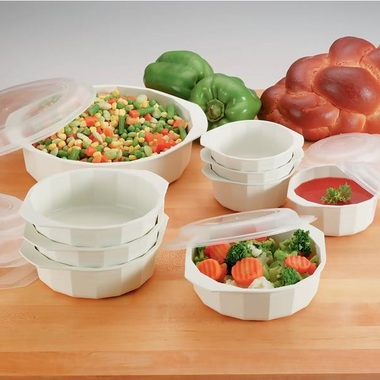 Gifts 4 All - 18pc Microwaveable and serveware Set