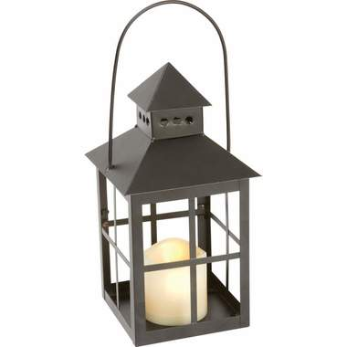 Gifts 4 All - Candle LED Light Lantern