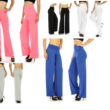 Gifts 4 All - Palazzo Pant Your Choice of color or Print
