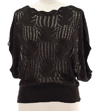 Gifts 4 All - Fall Lace Sweater Your Choice of Color