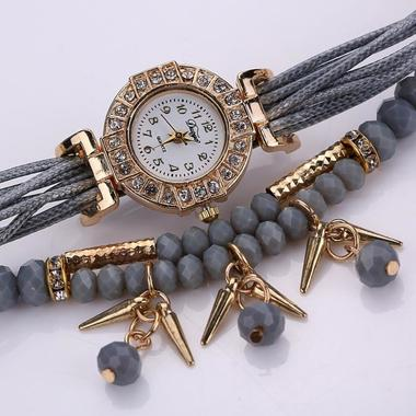 Gifts 4 All Beaded Watch Bracelet