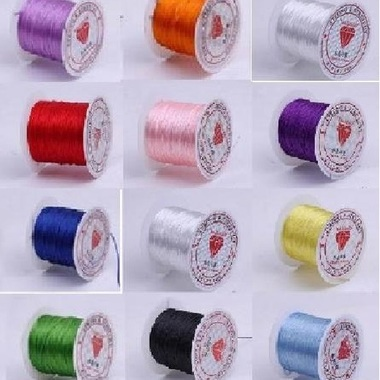 Gifts 4 All - 5 Yrds of Elastic Cord Your Choice of Color