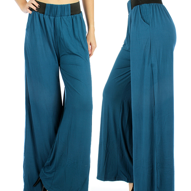 Gifts 4 All, Very trendy, palazzo pants. Choose from different colors or prints as shown in pics.