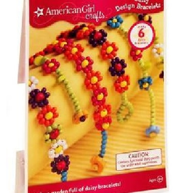 Gifts 4 All - American Girl Crafts Daisy Design Bracelet Kit