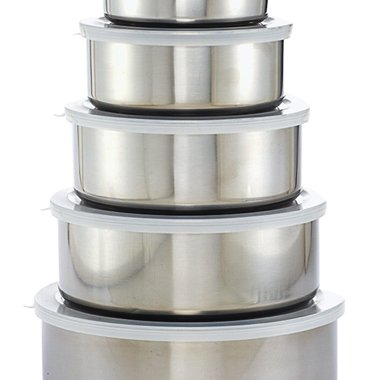 Gifts 4 All - 10pc Container & Plastic Lids Set.