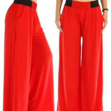 Gifts 4 All Palazzo Pant Your Choice of color or Print